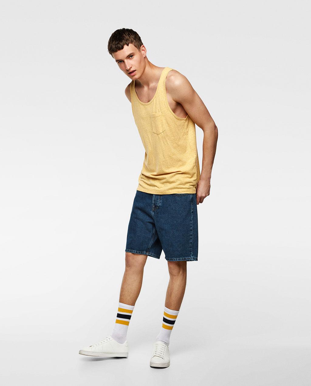Thời trang nam Zara  24067 - ảnh 3