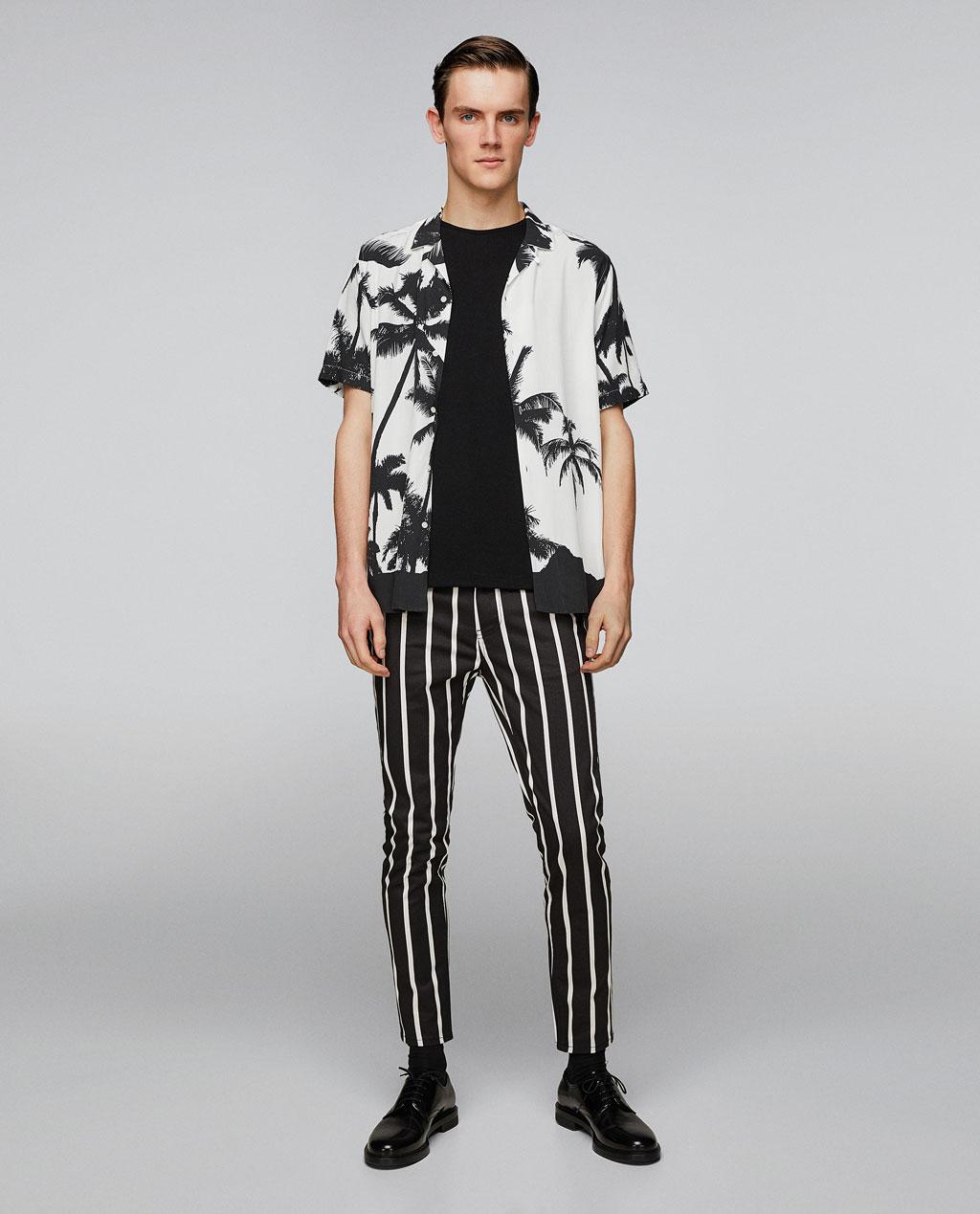 Thời trang nam Zara  23881 - ảnh 3