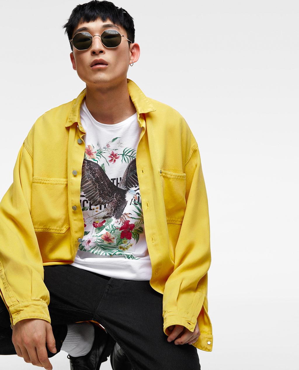 Thời trang nam Zara  24048 - ảnh 6