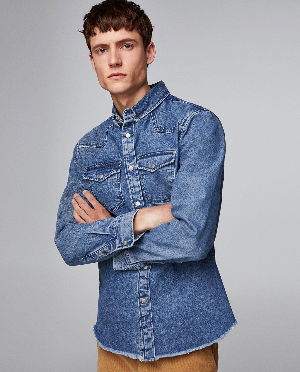 Thời trang nam Zara  23987 - ảnh 4