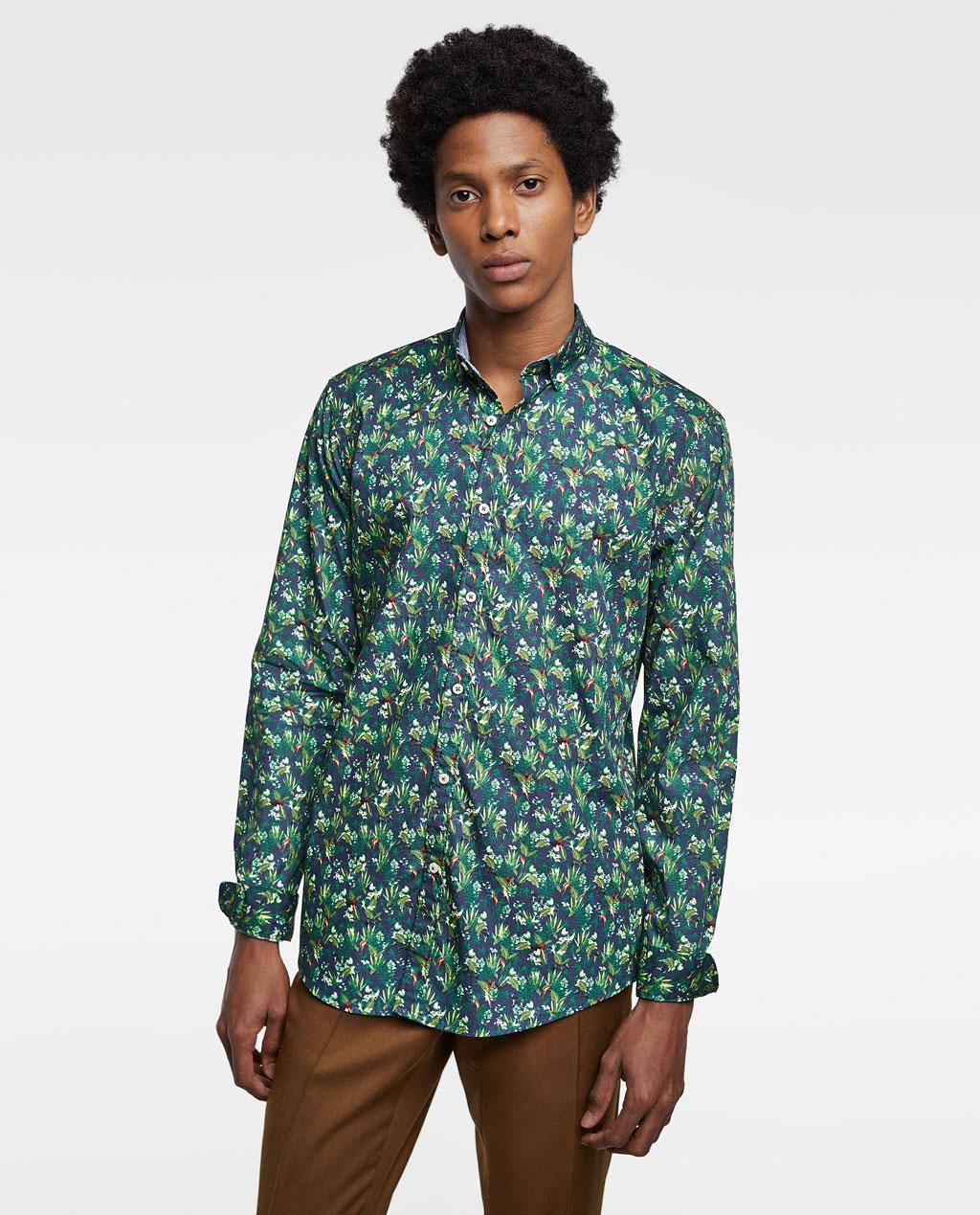 Thời trang nam Zara  24035 - ảnh 4