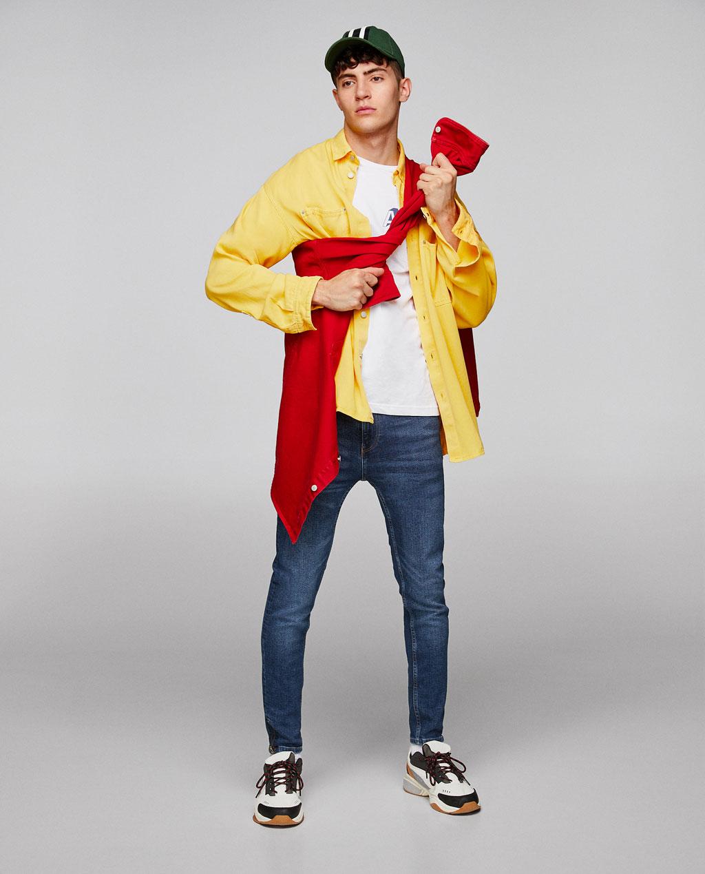 Thời trang nam Zara  24099 - ảnh 9