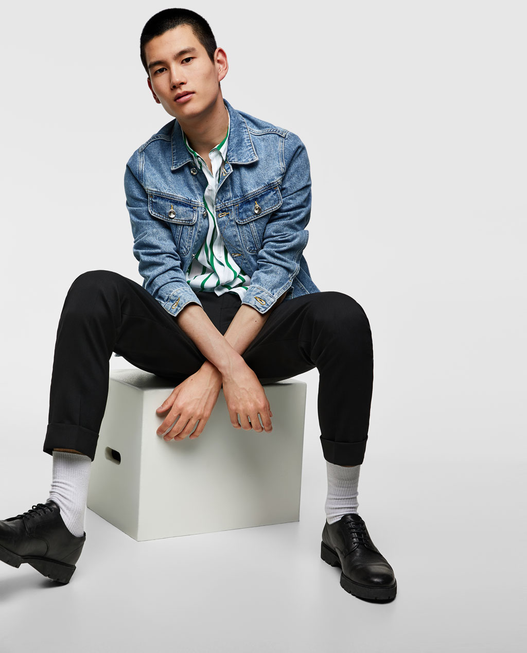 Thời trang nam Zara  23995 - ảnh 5
