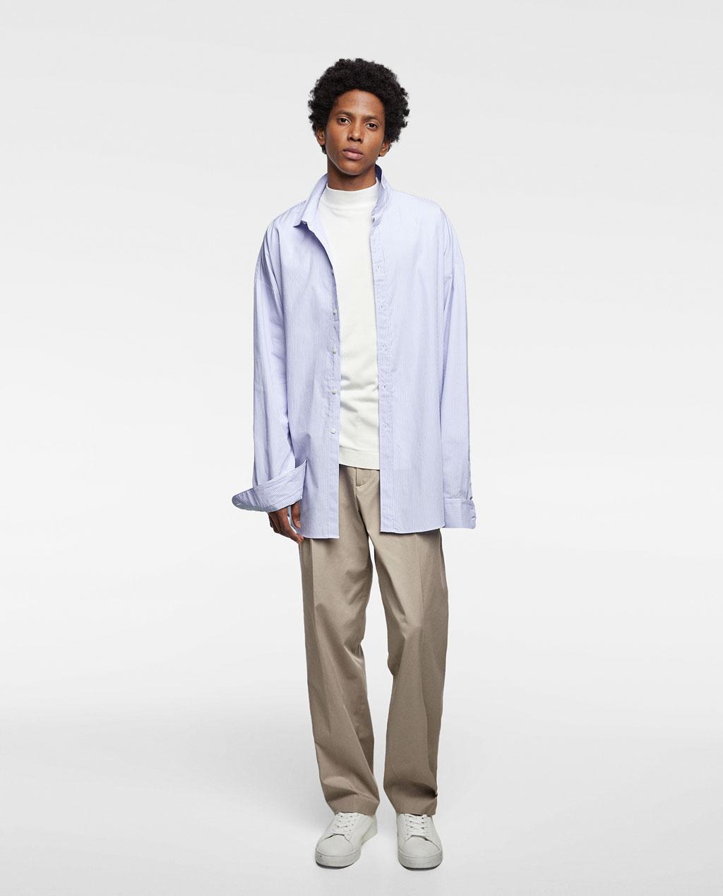 Thời trang nam Zara  24029 - ảnh 3