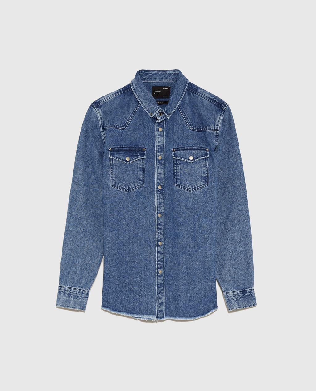Thời trang nam Zara  23987 - ảnh 8