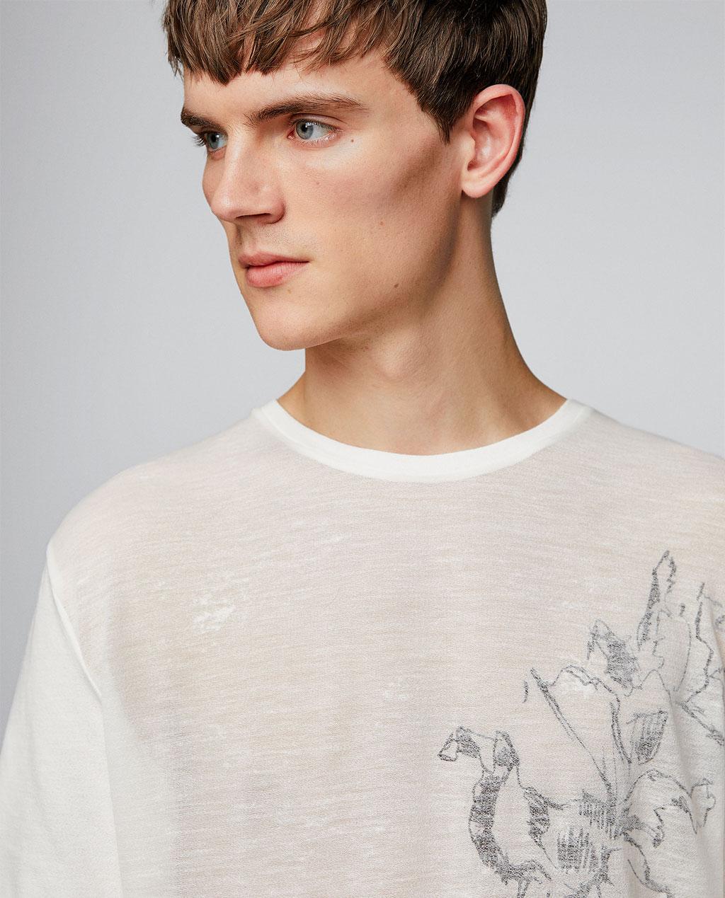Thời trang nam Zara  23902 - ảnh 6
