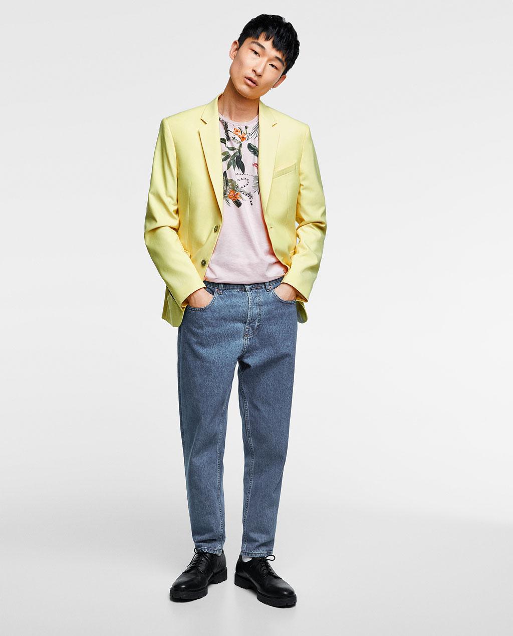 Thời trang nam Zara  23962 - ảnh 3
