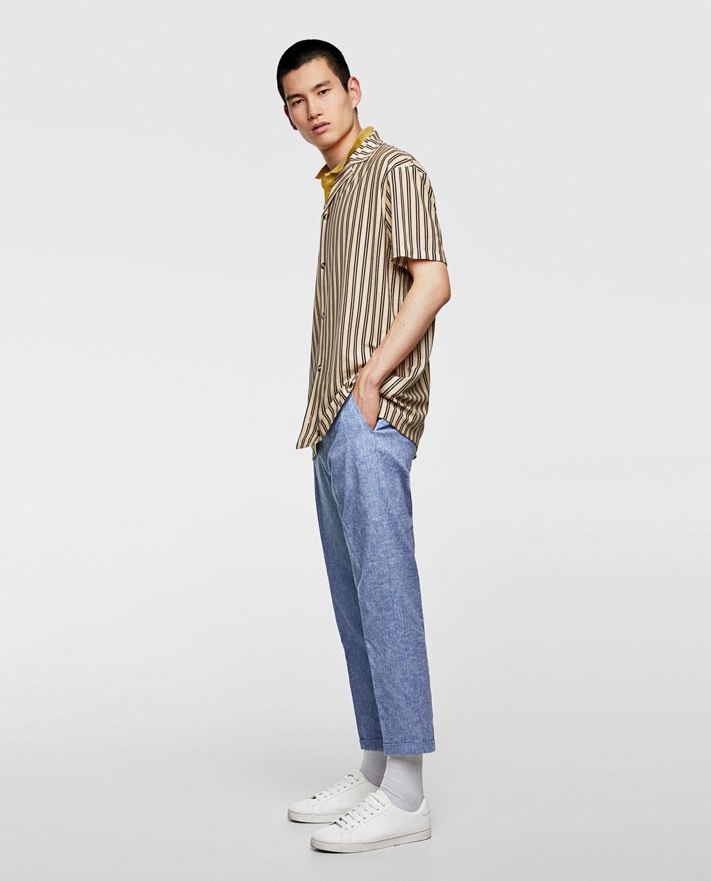 Thời trang nam Zara  23927 - ảnh 9