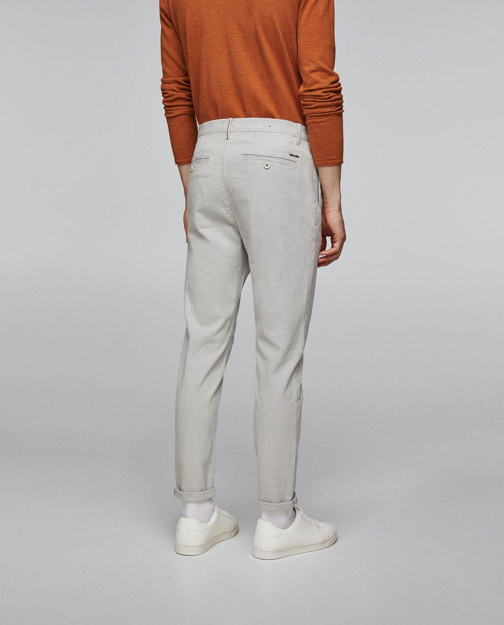 Thời trang nam Zara  23977 - ảnh 5