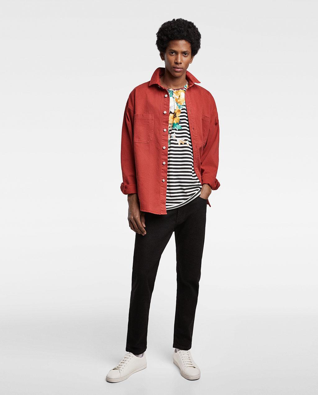 Thời trang nam Zara  24080 - ảnh 3