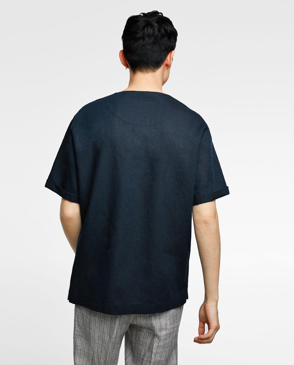 Thời trang nam ZARA T 07545451401  23870 - ảnh 5