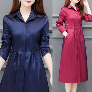 2020新款风衣女韩版宽松高腰加肥大码秋装上衣胖妈妈孕妇显瘦外套
