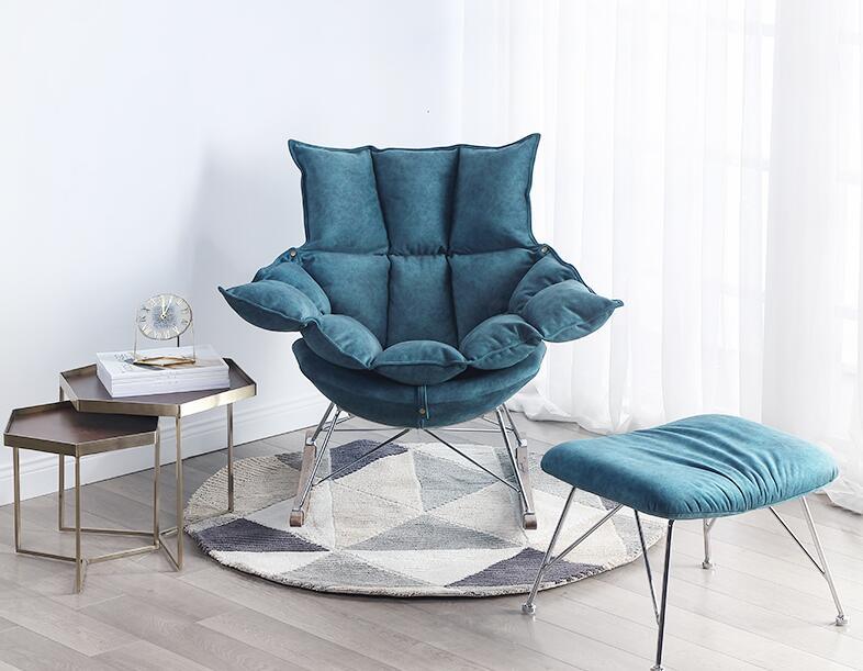 客厅舒适单人椅,惬意独处好生活