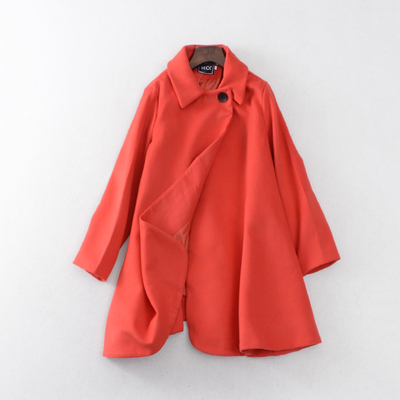 .C0I @ 26 2.5 kg 2017 new women Korean winter lapel long sleeve woolen coat YQ
