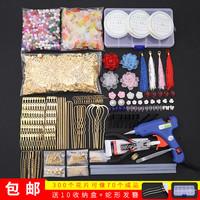 Мать шпилька новый Ручной пельмени поделки материал пакет Старинные аксессуары для волос Hanfu ручная работа Самодельная женщина