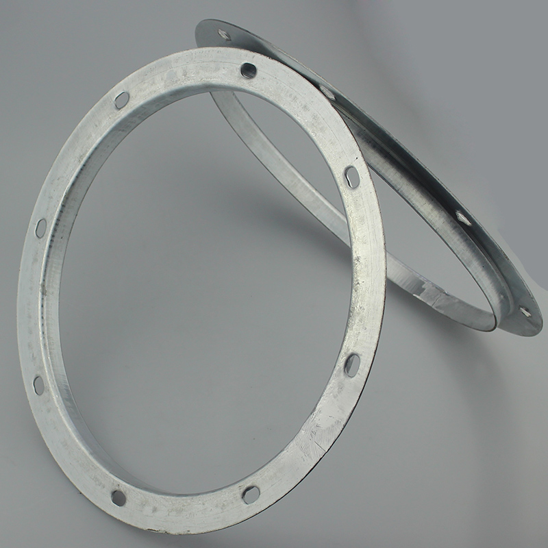 304 stainless steel round flange angle iron flange