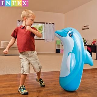 Игрушки для бассейна,  INTEX упаковки в мешки игрушка ребенок большой размер газированный игрушка ребенок бокс мешок увеличение толстый обучения в раннем возрасте головоломка, цена 310 руб