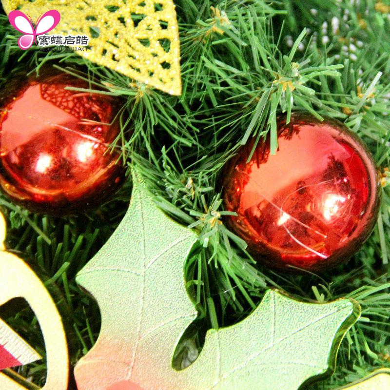 Рождественские украшения Cable butterflies
