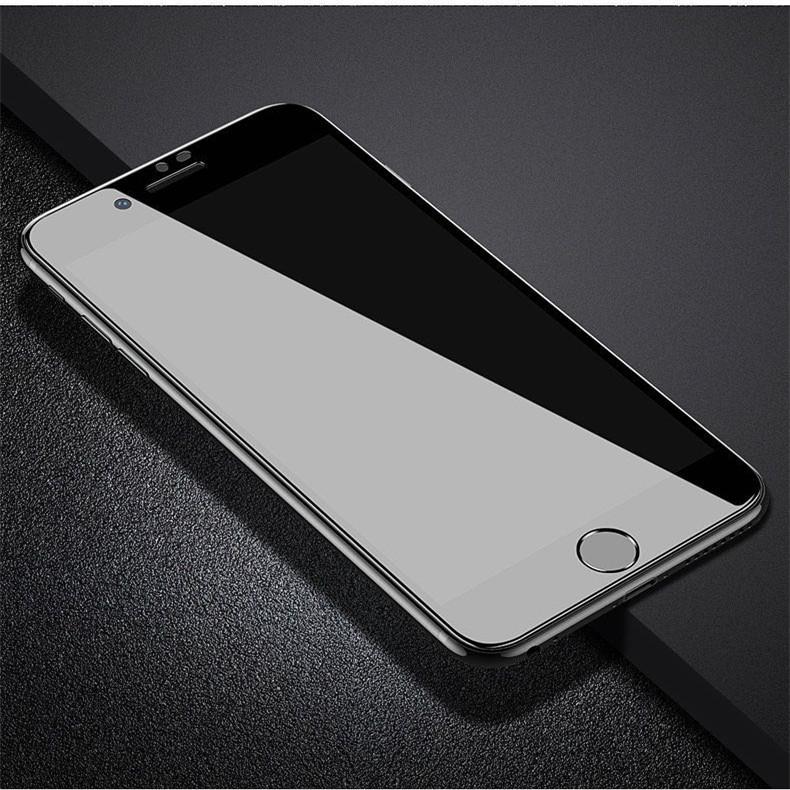 苹果全屏软边防偷窥膜曲面防碎边钢化膜防隐私防偷看手机保护膜详细照片