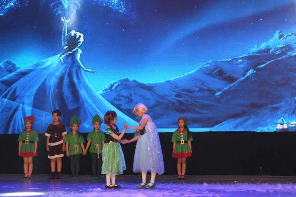 2021嘉年华:雪景体验式儿童剧《冰雪奇缘之阿伦戴尔情缘》-武汉站