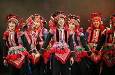 2021大型原生态歌舞集《云南映象》-郑州站