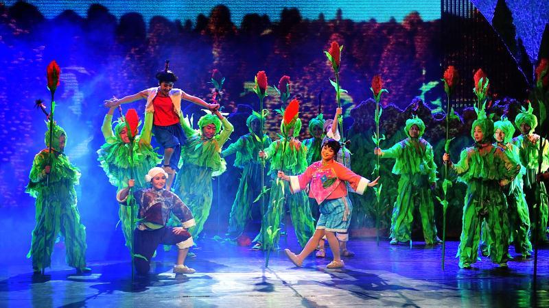 2021中国木偶艺术剧院大型舞台剧《英雄王二小》-大连站
