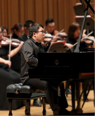 2021利兹国际钢琴大赛得主王心源独奏音乐会「死神与少女」-石家庄站