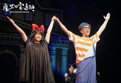 2021聚橙制作|宫崎骏经典·暖心家庭音乐剧《魔女宅急便》-南阳站