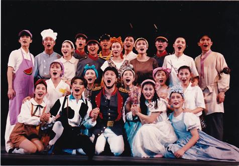2021【小橙堡】家庭音乐剧四季剧团首部海外授权中文版音乐剧《想变成人的猫》-舟山站