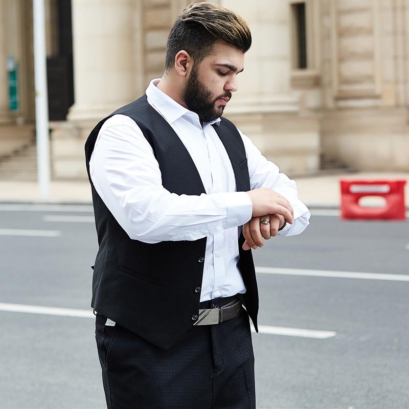 c5a7de6288 Suit Suit male plus size plus fat interview suit fat business suit Groom  Groomsmen wedding dress · Zoom · lightbox moreview · lightbox moreview ·  lightbox ...