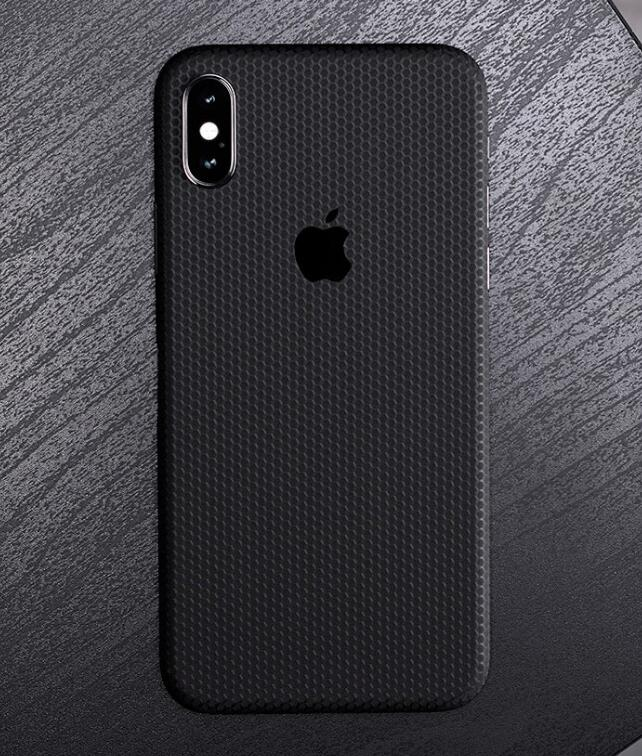 official photos 2d4a5 ac9d0 Genuine 3M skin brand dbrand with the iPhone x back stickers iPhone ...