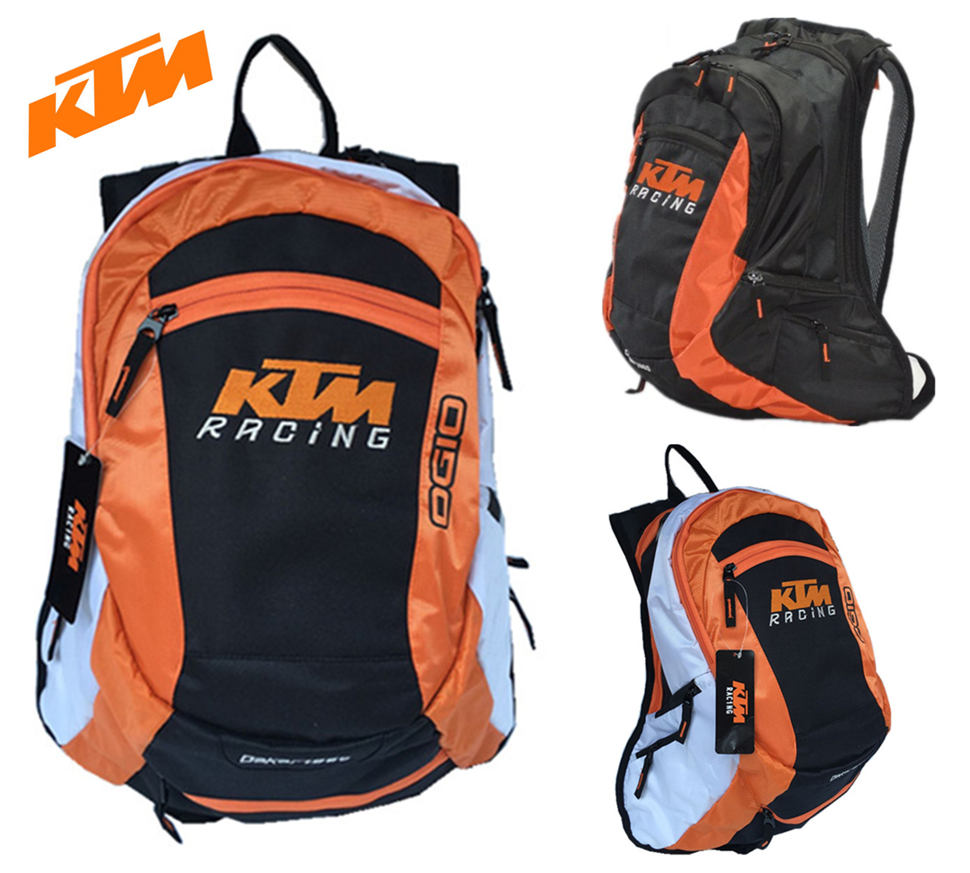 Backpack Riding Bag Car Motorcycle Travel Outdoor Bike Cross Country