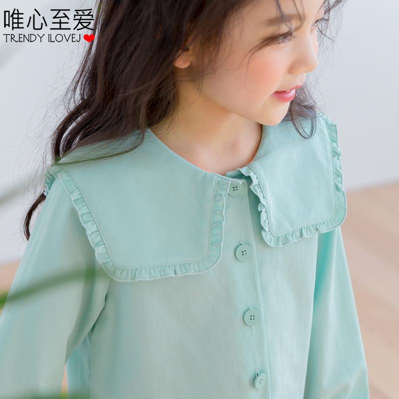 【唯心至爱】童装秋装女童连衣裙