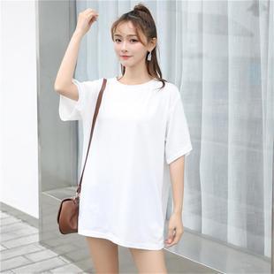 百分百纯棉圆领短袖T恤
