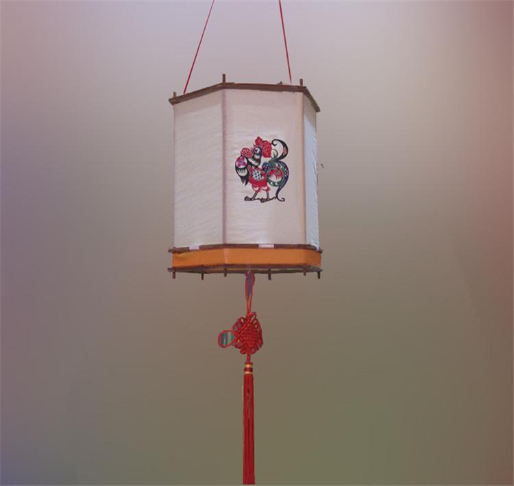 3d创意环保儿童卡通灯笼手工制作diy材料包中秋节活动宫灯花灯