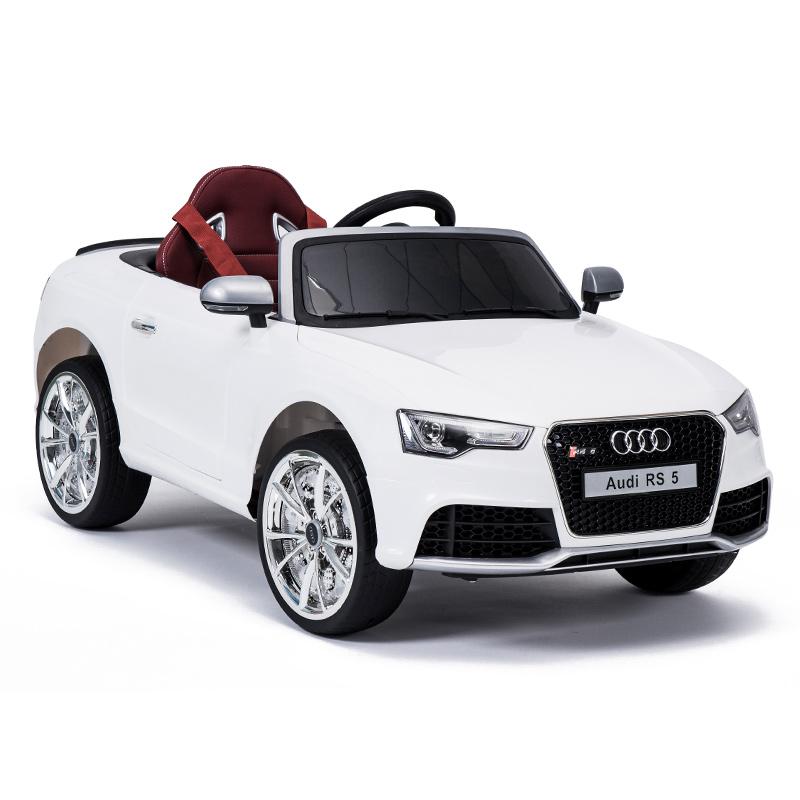 USD Audi Baby Electric Car Fourwheel Remote Control Toy Car - Audi baby car seat
