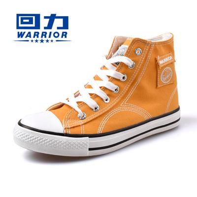 回力男鞋高帮帆布鞋21019秋季新款爆改鞋休闲情侣款学生板鞋