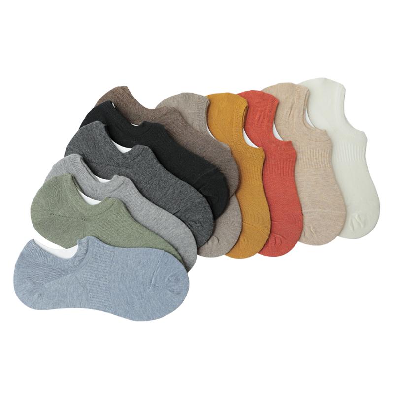 袜子女短袜浅口硅胶防滑隐形船袜