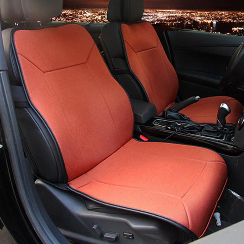 车享家汽车加热坐垫车载电加热座椅垫改装座垫四季通用垫12v