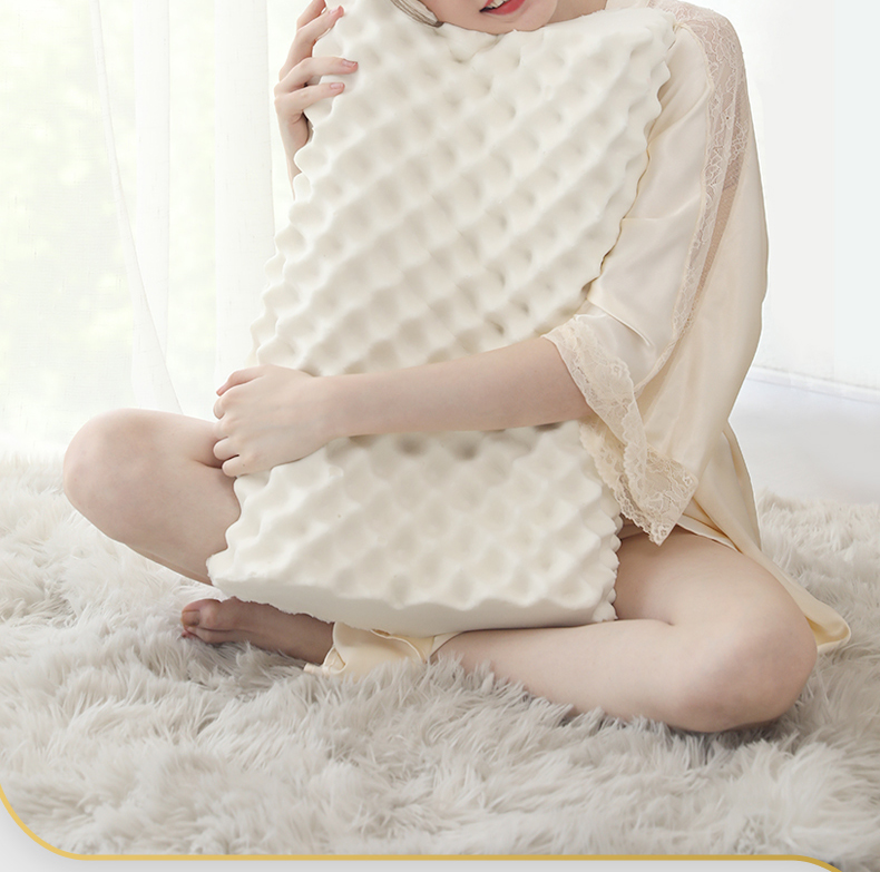 福满园 乳胶枕 93%泰国天然乳胶含量 图2