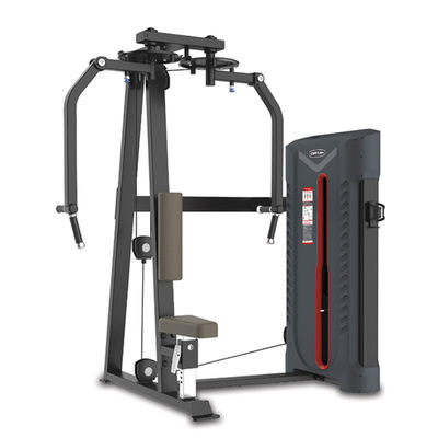 Kanglin FA9002 commercial straight arm clamp trainer sitting position high arm bond butterfly machine fitness instrument