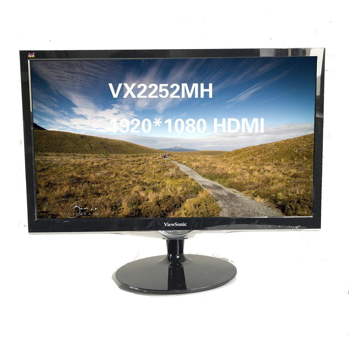 VIEWSONIC/优派22寸LED液晶显示器VA2248 VX2250W-LED VX2252MH