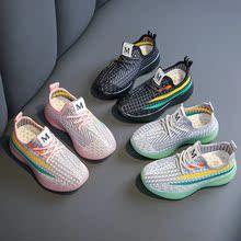 儿童椰子鞋2021夏季新款韩版女童运动鞋