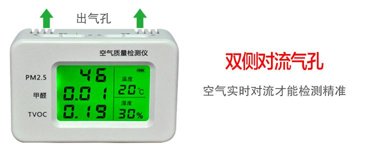 【家电】VinLant问蓝PM2.5检测仪甲醛TVOC苯家用雾霾空气质量监测仪器 - 秋韵枫斓 - 秋韵枫斓