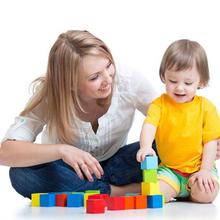 儿童益智思维能力训练立方体数学积木幼儿园想象力空间感玩具教具