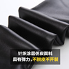 Spring and autumn children's leggings female baby children's pants girls spring plus velvet thick warm outside wearing pu leather pants