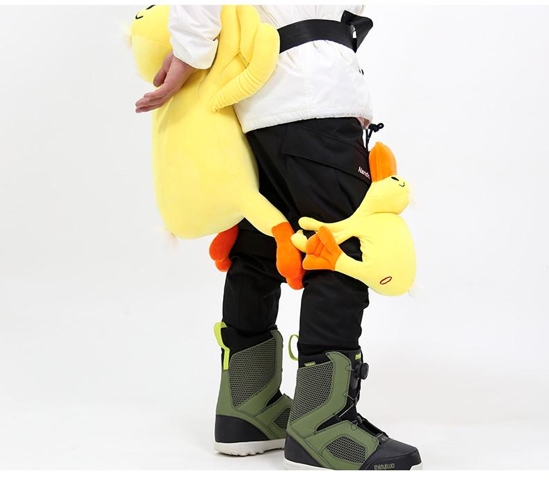 南恩新款滑雪护具小龙猫乌龟护臀护膝垫单双板男女滑雪护具防摔详细照片
