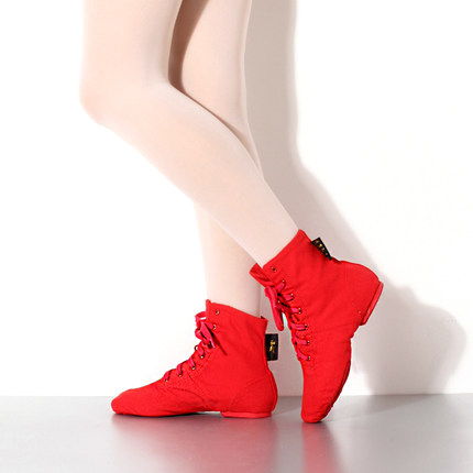 Обувь для джаза Red Shoes