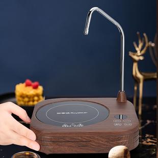 荣事达电茶炉煮茶器全自动上水茶具电陶炉电热烧水壶家用小型简约