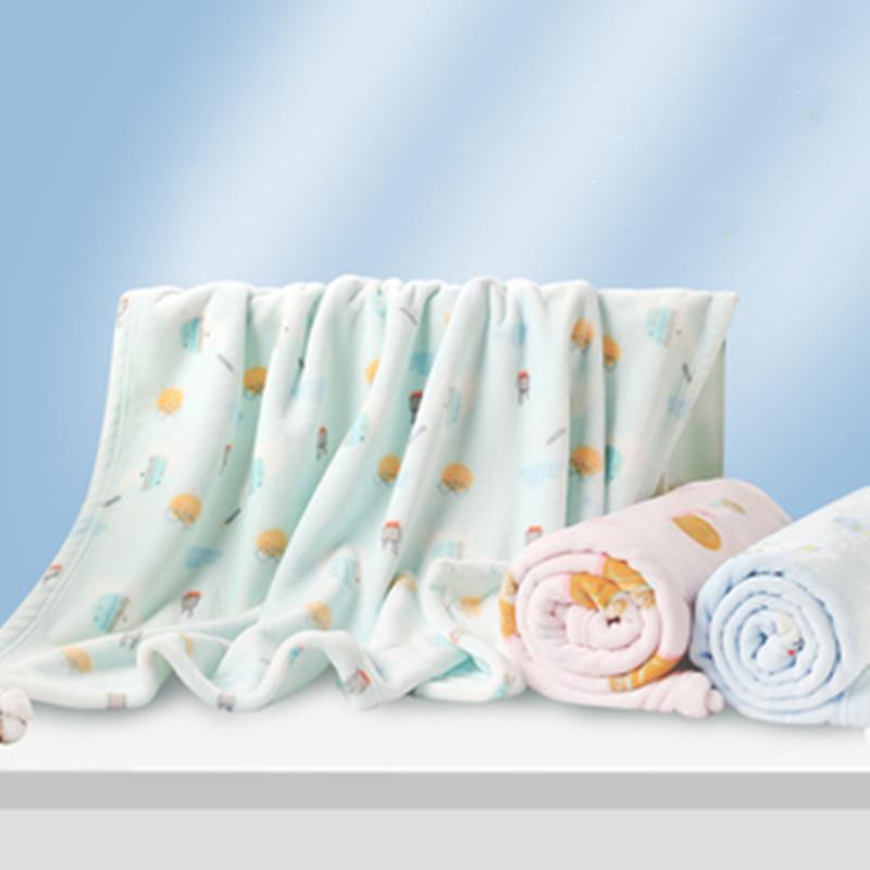 【好孩子】法兰绒毯儿童毛毯